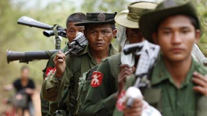 Myanmar army admits Rohingya persecution during crackdown