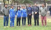 Bangladesh National U-15 Women's Football Team players