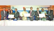 Mastercard, BRAC Bank, Apollo  launch co-branded health card