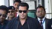 Police escort Bollywood actor Salman Khan to home after receiving death threat