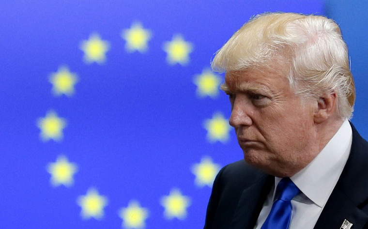 Europe, Iran to back nuclear deal as Trump decision looms