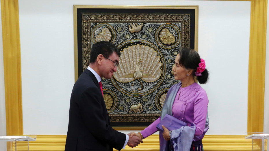 Japan to provide $3 million to Myanmar for Rohingya return
