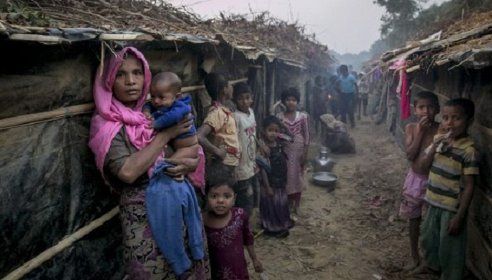 3 kids among 4 Rohingyas killed in Cox's Bazar fire