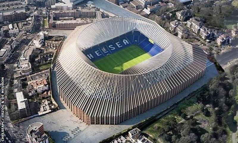 Chelsea stadium: £1bn Stamford Bridge hit by family dispute