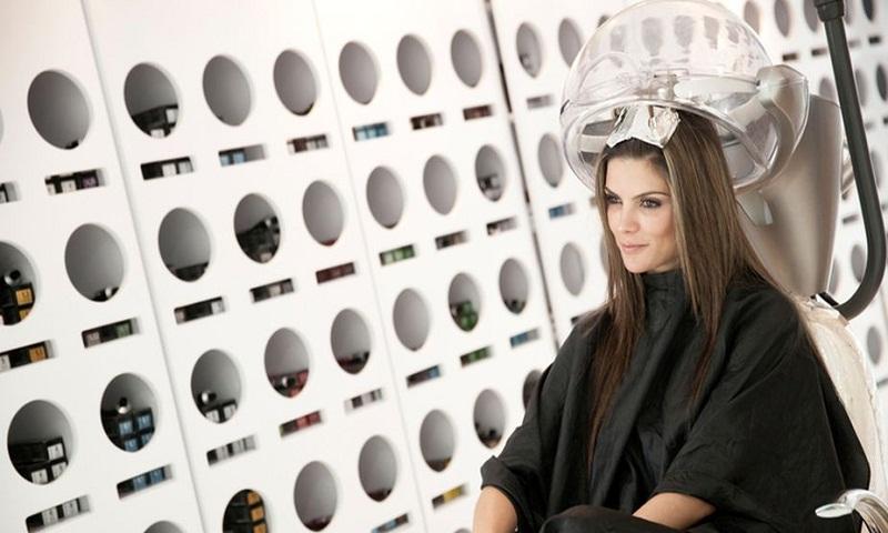 Try some homemade hair masks for coloured hair