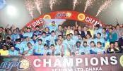 Runner-up Sheikh Jamal complete BPL journey