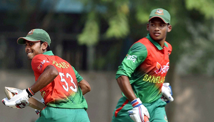 Bangladesh U-19 set Nambia 191-run target in ICC U-19 World Cup