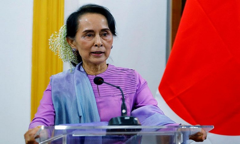 Suu Kyi says Myanmar army's admission of killings a 'positive step'