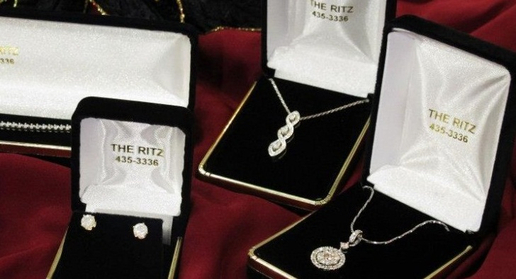 Three charged with Ritz jewellery heist: judicial source