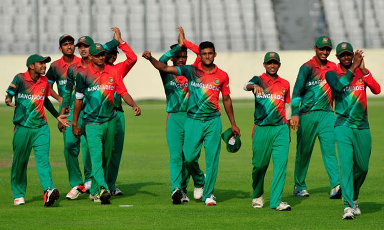 Young Tigers beat Namibia by 87 runs in ICC U-19 World Cup