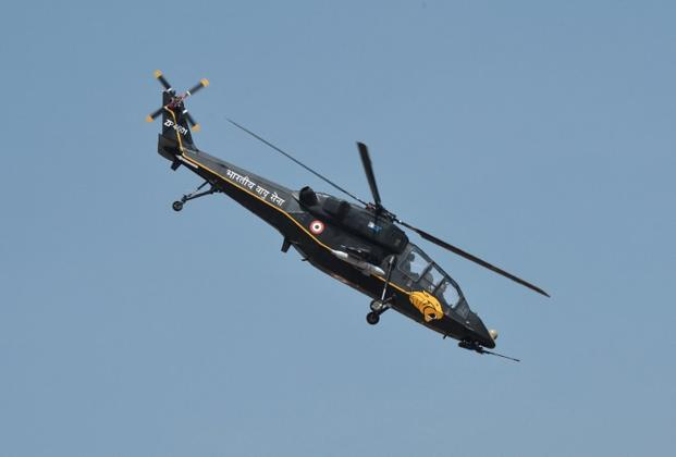 4 dead in helicopter crash in India, 3 missing