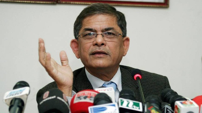 PM's speech will push the nation towards another crisis: BNP