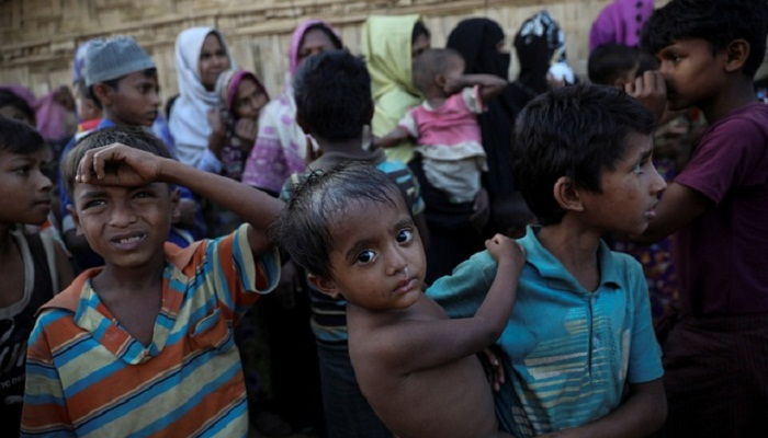 Physical arrangement on Rohingya repatriation Monday