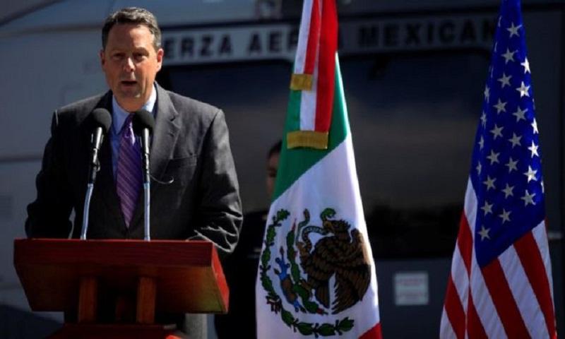 US ambassador to Panama says he cannot serve Trump
