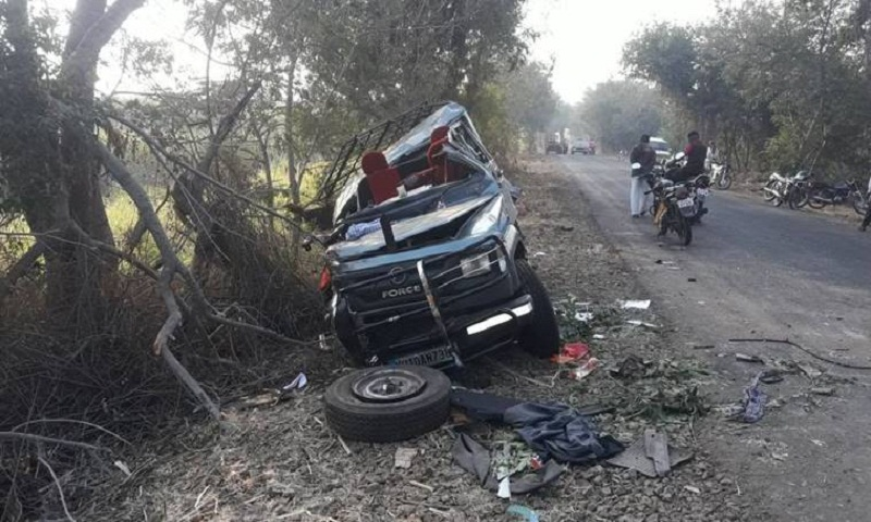Five wrestlers among six killed in Maharashtra road accident