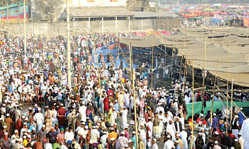 1st phase of Biswa Ijtema ends today
