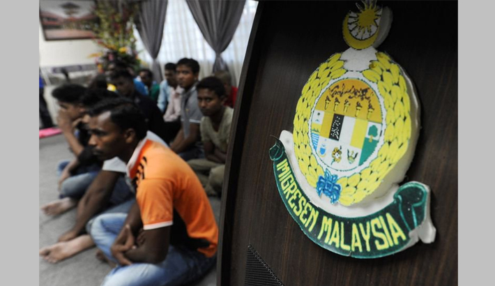 50 Bangladeshis detained in Malaysia