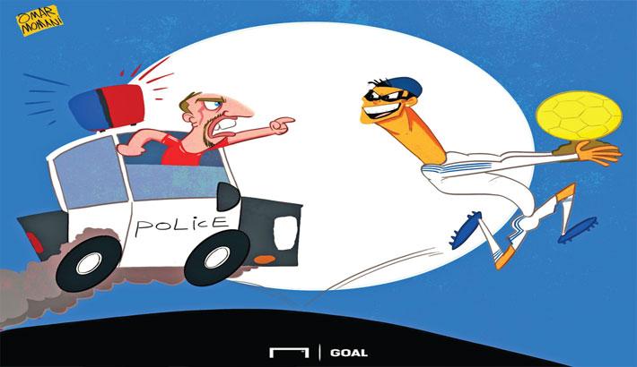 Ribery: 2013 Ballon D'or Stolen From Me