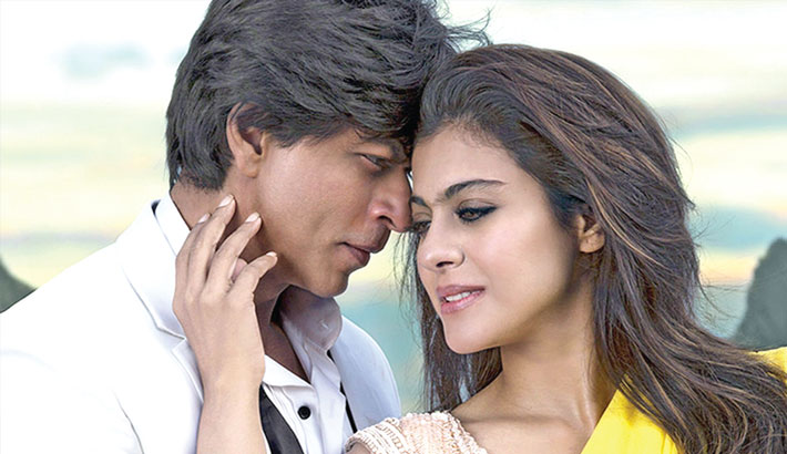 Working with SRK comes naturally to me: Kajol