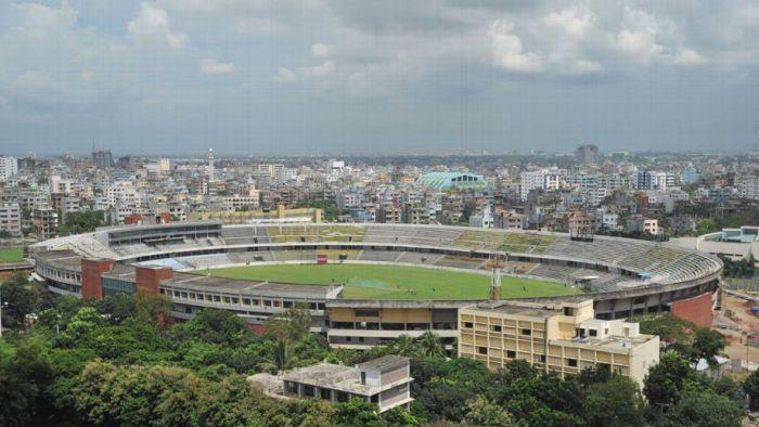 Mirpur stadium wins the race to 100