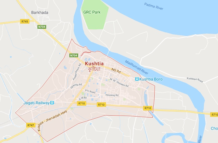 Cold chasing fire kills two in Kushtia