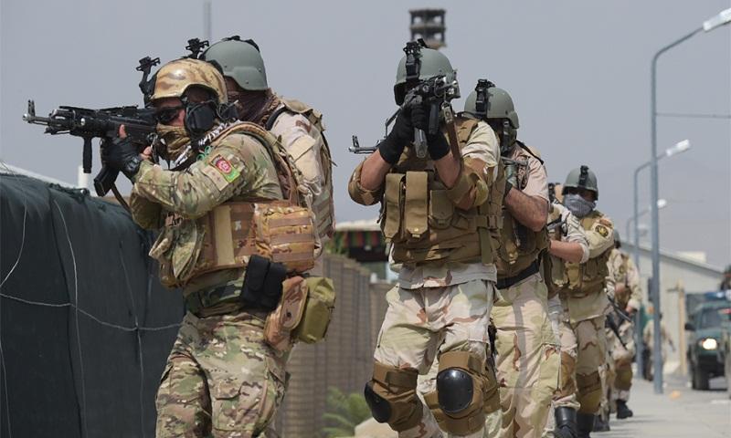 26 militants killed in Afghanistan