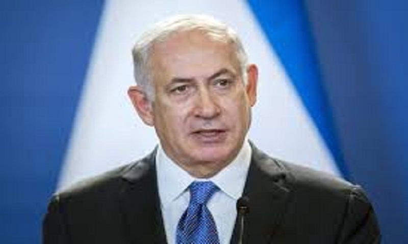 Israeli premier Netanyahu on 6-day visit to India to deepen ties