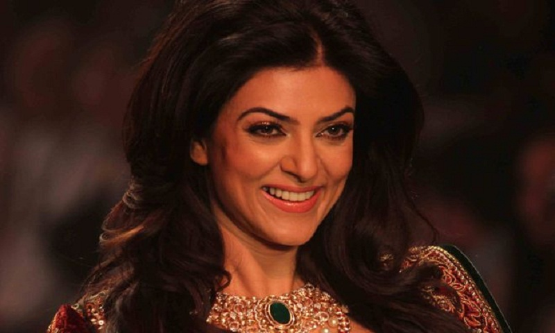 Why Sushmita Sen says she's alone but not lonely