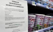 French salmonella baby milk scandal 'affects 83 countries'