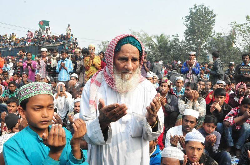 First phase of Biswa Ijtema ends with Akheri Munajat