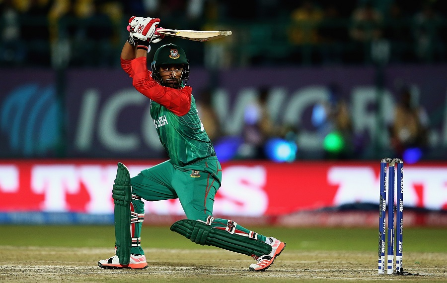 Tamim hits fifty, Bangladesh 118/2