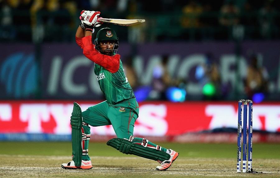 Tamim hits fifty, Bangladesh 118/2