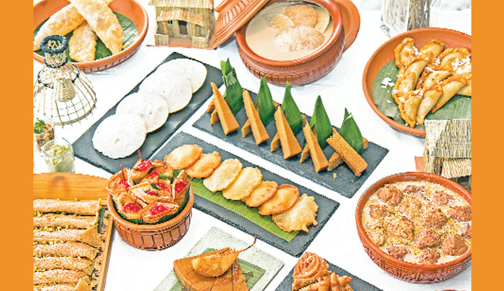 Traditional 'Pitha Festival' At Le Méridien Dhaka