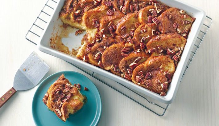Appetising French Toast  Casserole