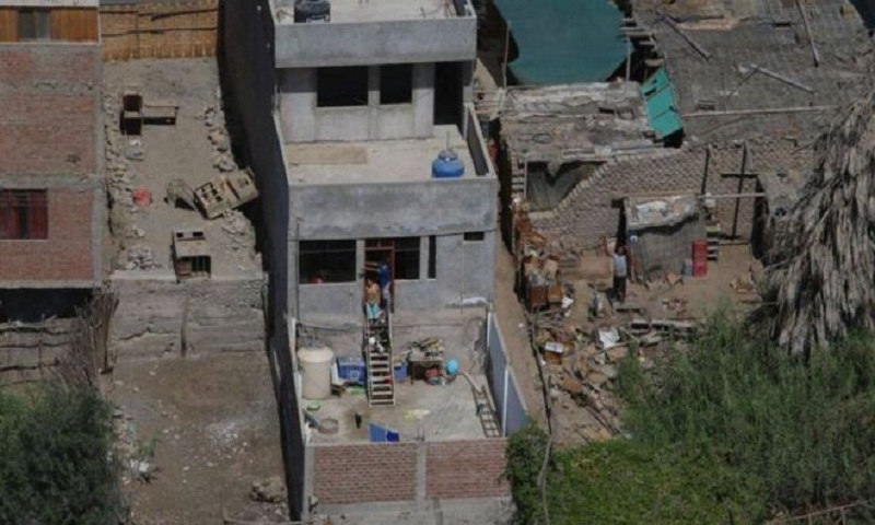 Peru quake: Magnitude 7.1 sea tremor topples buildings
