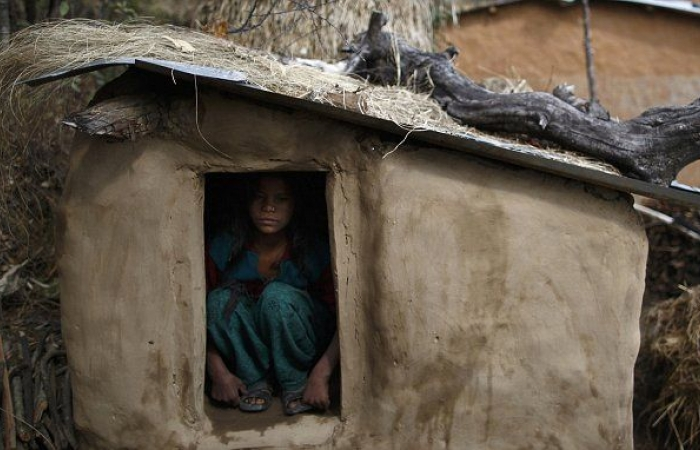 Menstruating Nepal woman exiled in freezing temperature dies