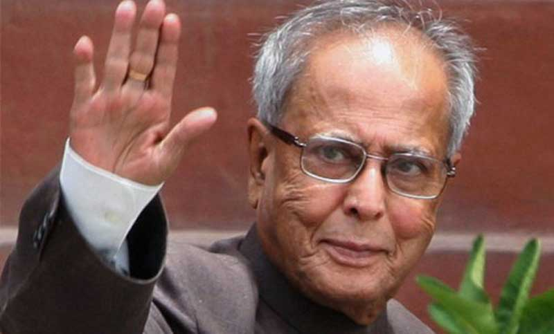 CU confers honourary D. Lit degree to Pranab Mukherjee