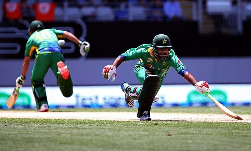 Pakistan recover to set New Zealand target of 263
