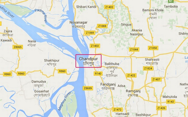 Chandpur road accident kills 3