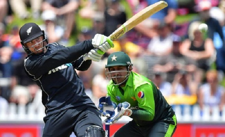 New Zealand beat Pakistan in fourth ODI