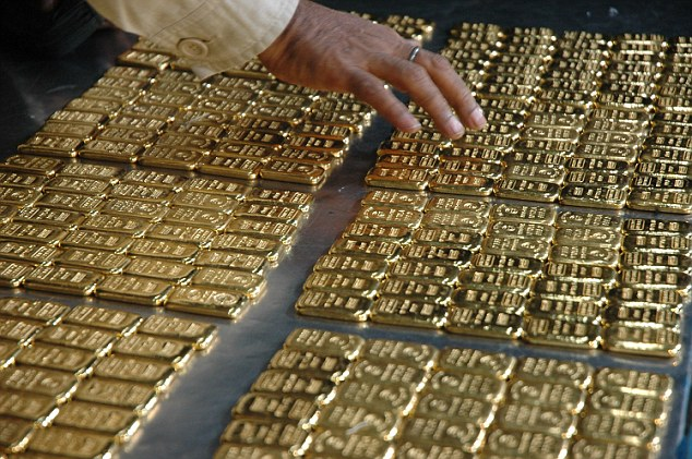 43 gold bars seized from man's underwear at Dhaka airport