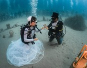 Woman marries 300-year-old ghost