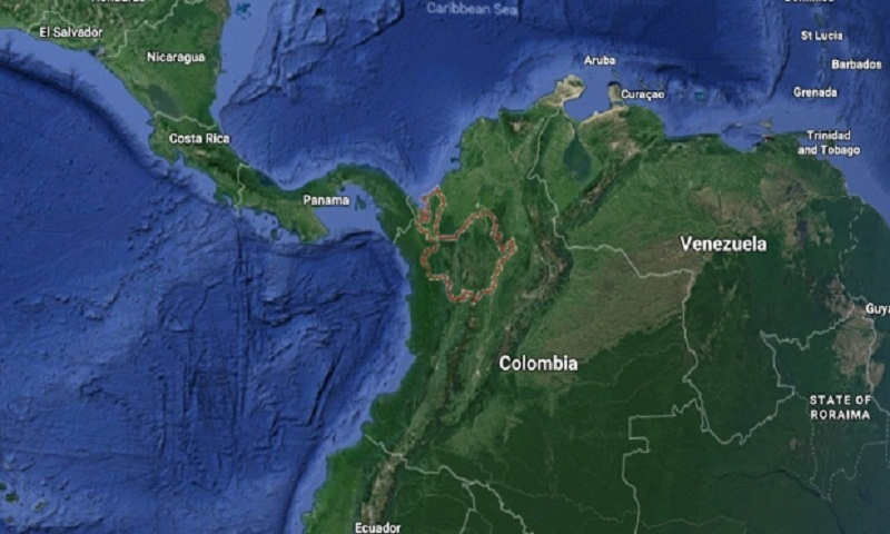 7 dead in Colombia military helicopter crash