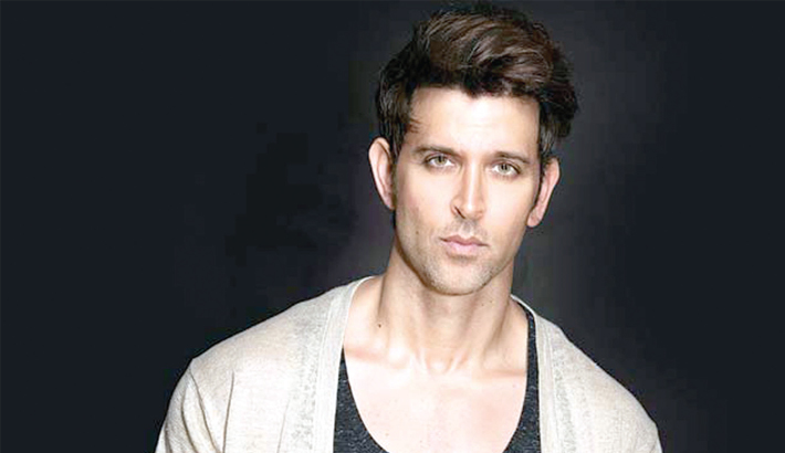 Hrithik voted as most handsome actor in the world