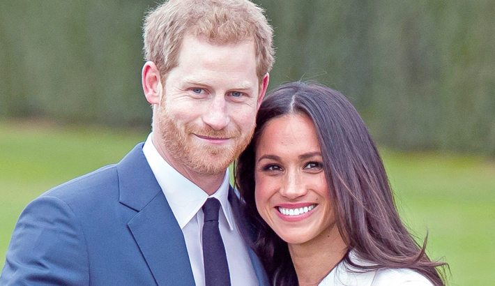 Markle, Prince TV movie in the works at lifetime