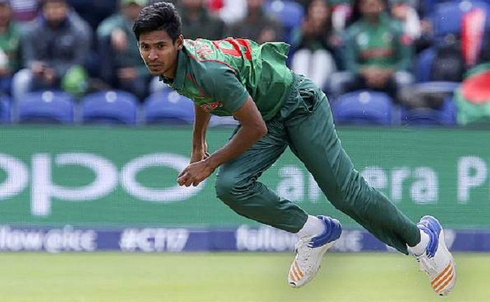 Mustafizur closer to pre-injury pace: Halsall