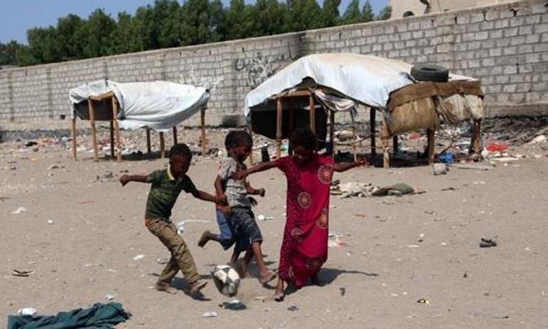 5,000 children killed or injured in Saudi Arabia backed Yemen war: UN