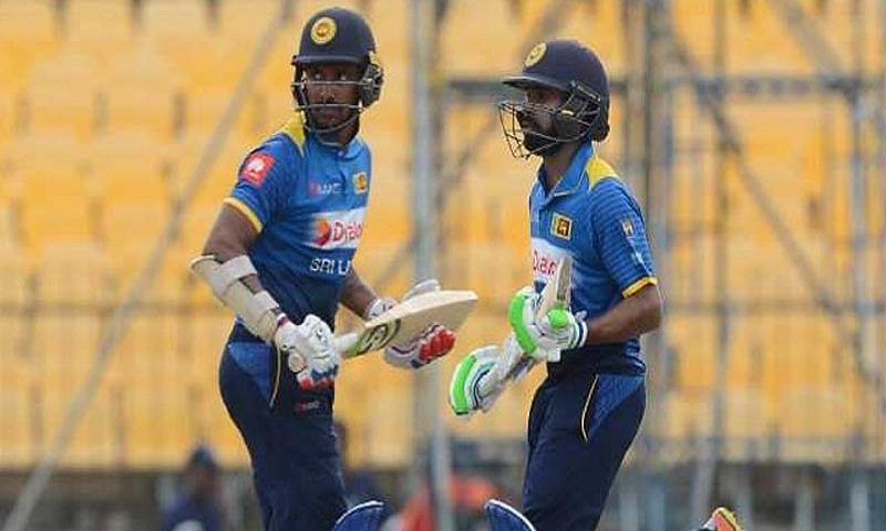 Sri Lanka ask Zimbabwe to bat first