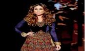 Kareena Kapoor becomes first bollywood star to walk ramp in Doha