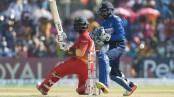Zimbabwe set 291-run winning target for Sri Lanka
